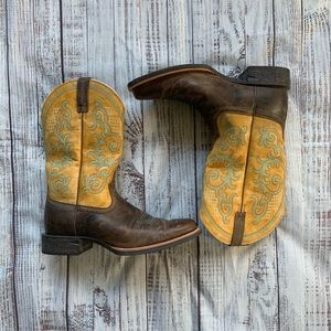 Ariat Quantum Performer Square Toe Boots